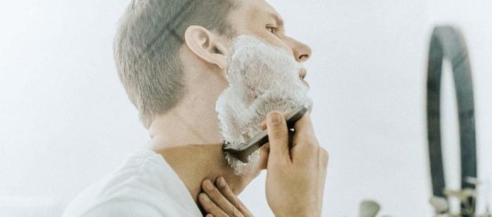 اصلاح کردن موها بعد از اولین جلسه لیزردرمانی