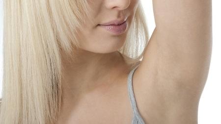 روشهای متداول رفع موهای زائد زیر بغل