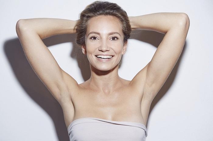 لیزر موی زائد زیر بغل روش سریع غیرفعال کردن دائمی فولیکول موها