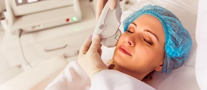 هایفوتراپی برای لیفت و سفت کردن پوست صورت، گردن و بدن